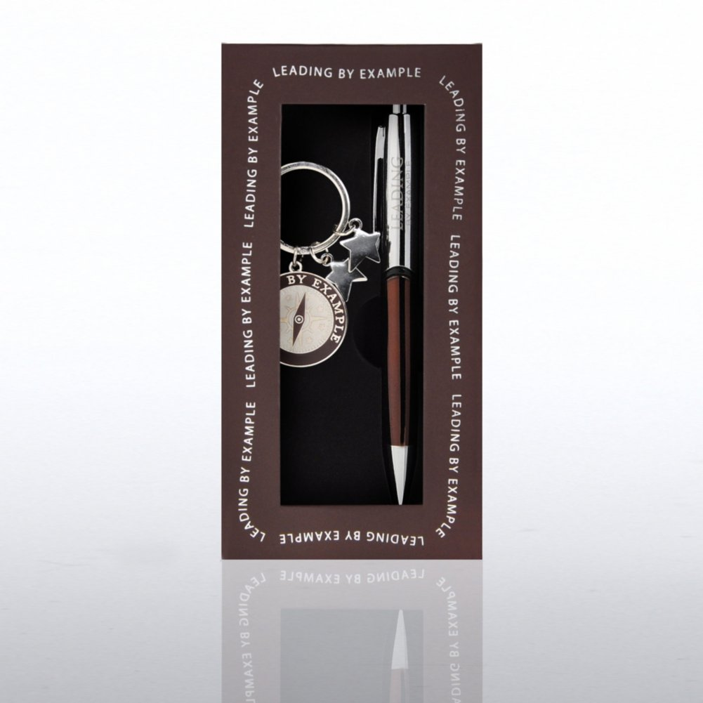 View larger image of Simply Charming Gift Set - Compass: Leading by Example