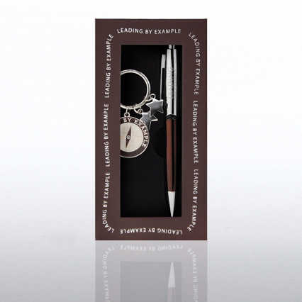 Simply Charming Gift Set - Compass: Leading by Example