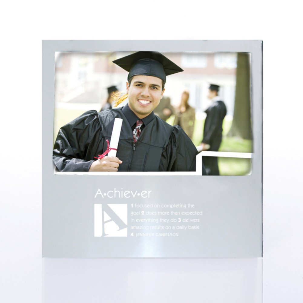 View larger image of Defining Moments - Engravable Photo Frame - Silver
