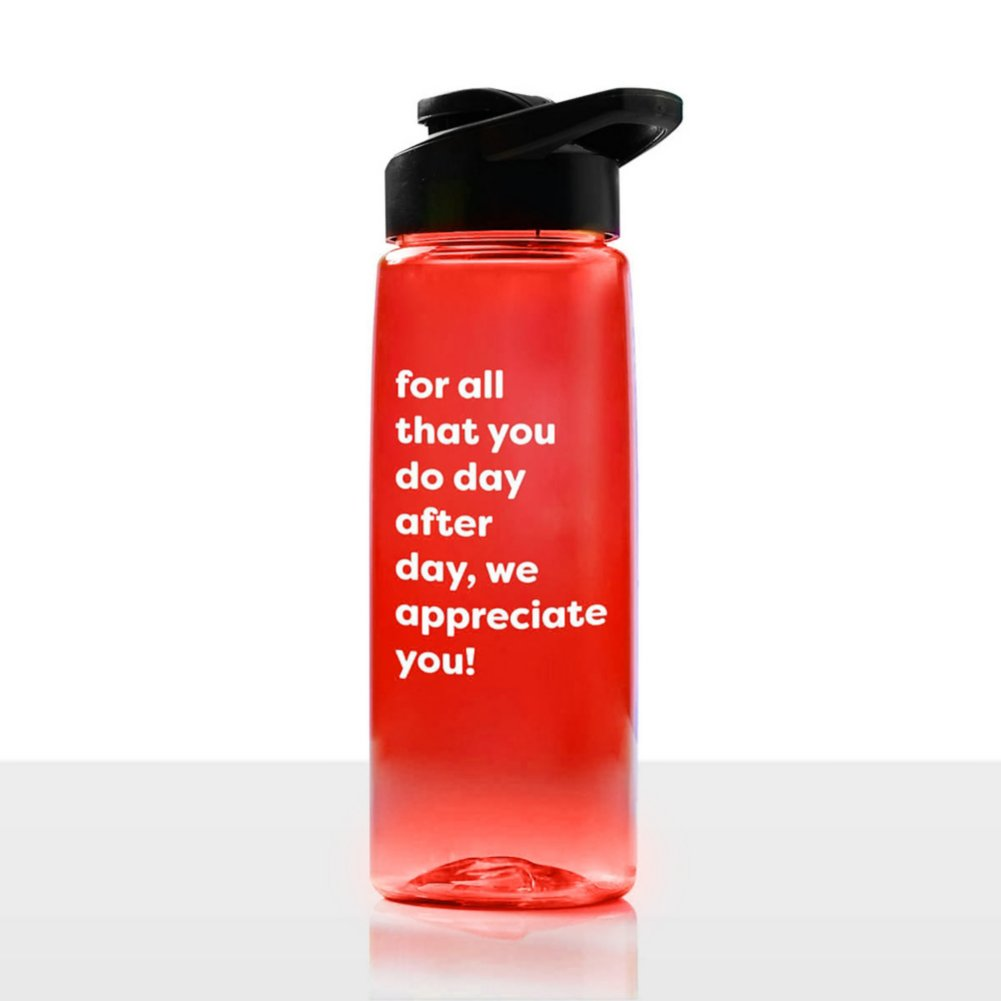 View larger image of Everyday Vibrance Water Bottle - Appreciate You
