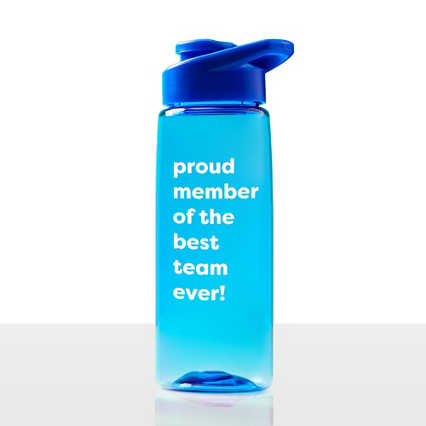 Everyday Vibrance Water Bottle - Proud Member