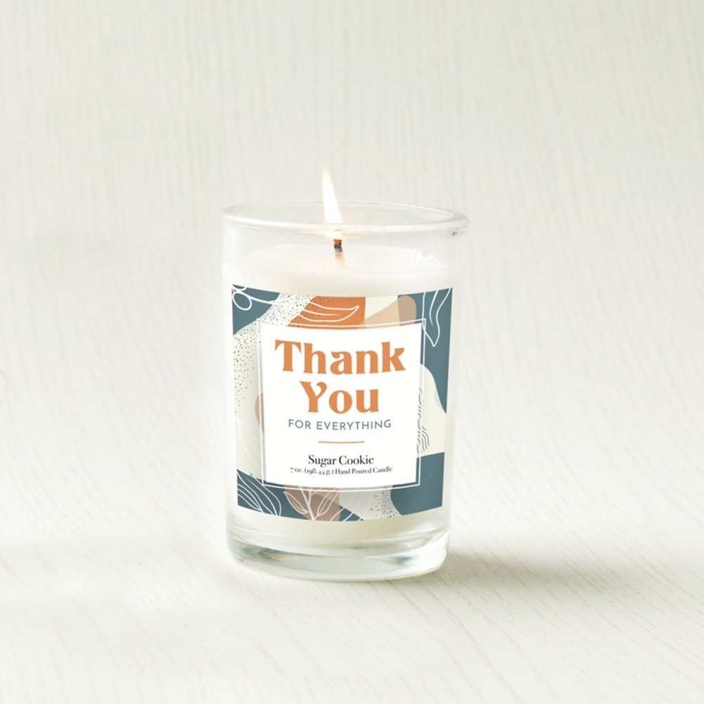 View larger image of IcandeSCENT Candle - Thank You For Everything