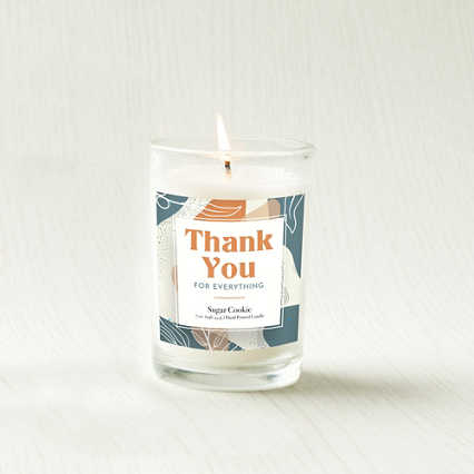 IcandeSCENT Candle - Thank You For Everything