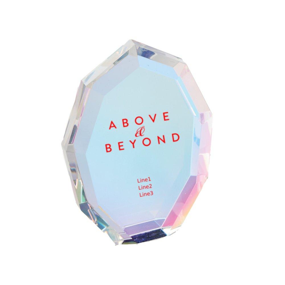 Iridescent Crystal Collection - Diamond