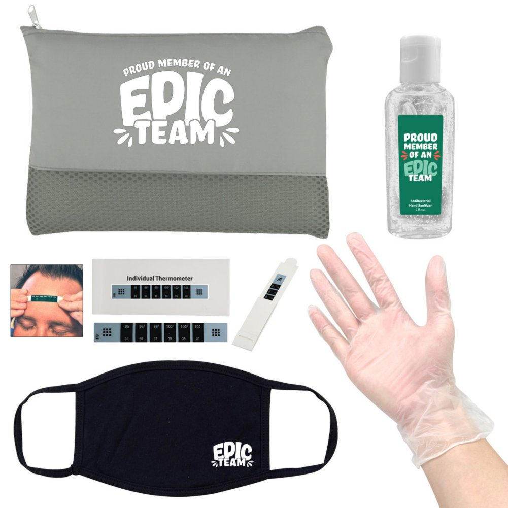 View larger image of Safety First PPE Kit - Epic Team