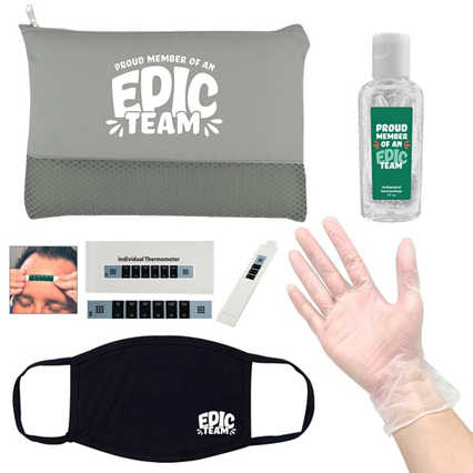 Safety First PPE Kit - Epic Team