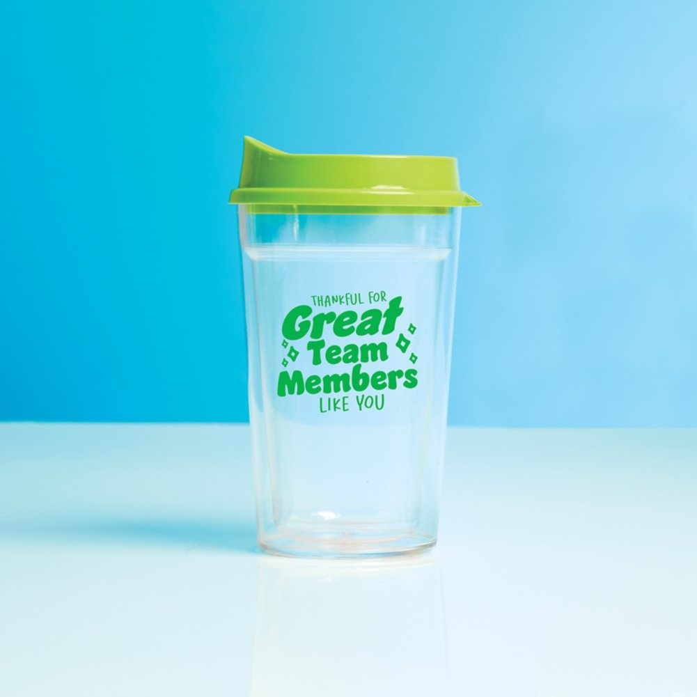 View larger image of Value Color Pop Travel Tumbler - Great Team Member