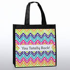 View larger image of Stylin' Shopper Tote - You Totally Rock