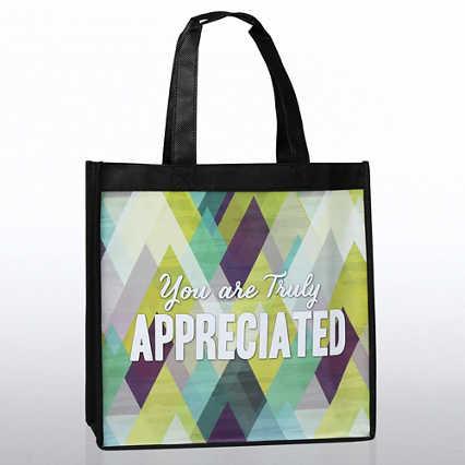Stylin' Shopper Tote - You are Truly Appreciated!