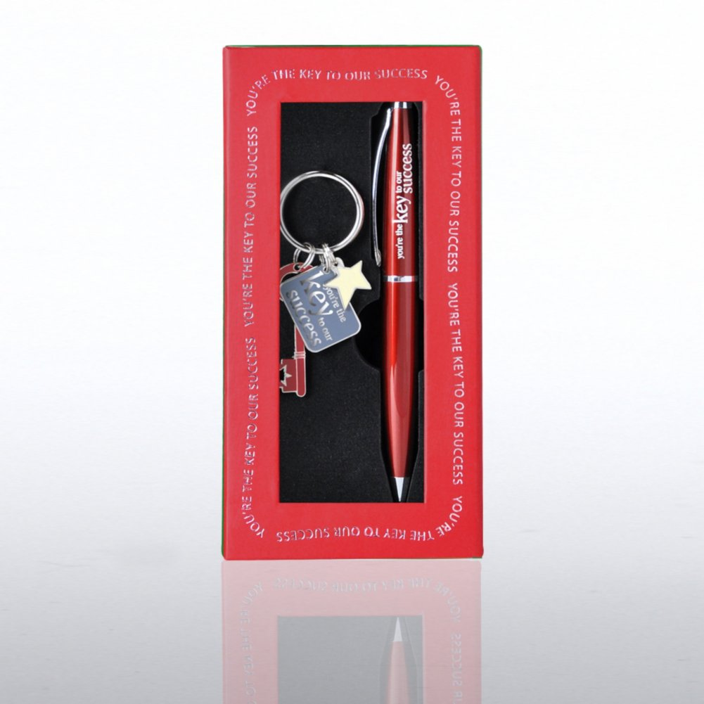 View larger image of Simply Charming Gift Set - Key to Success