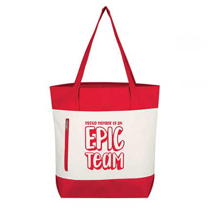 Value Boat Tote - Proud Member Of An Epic Team
