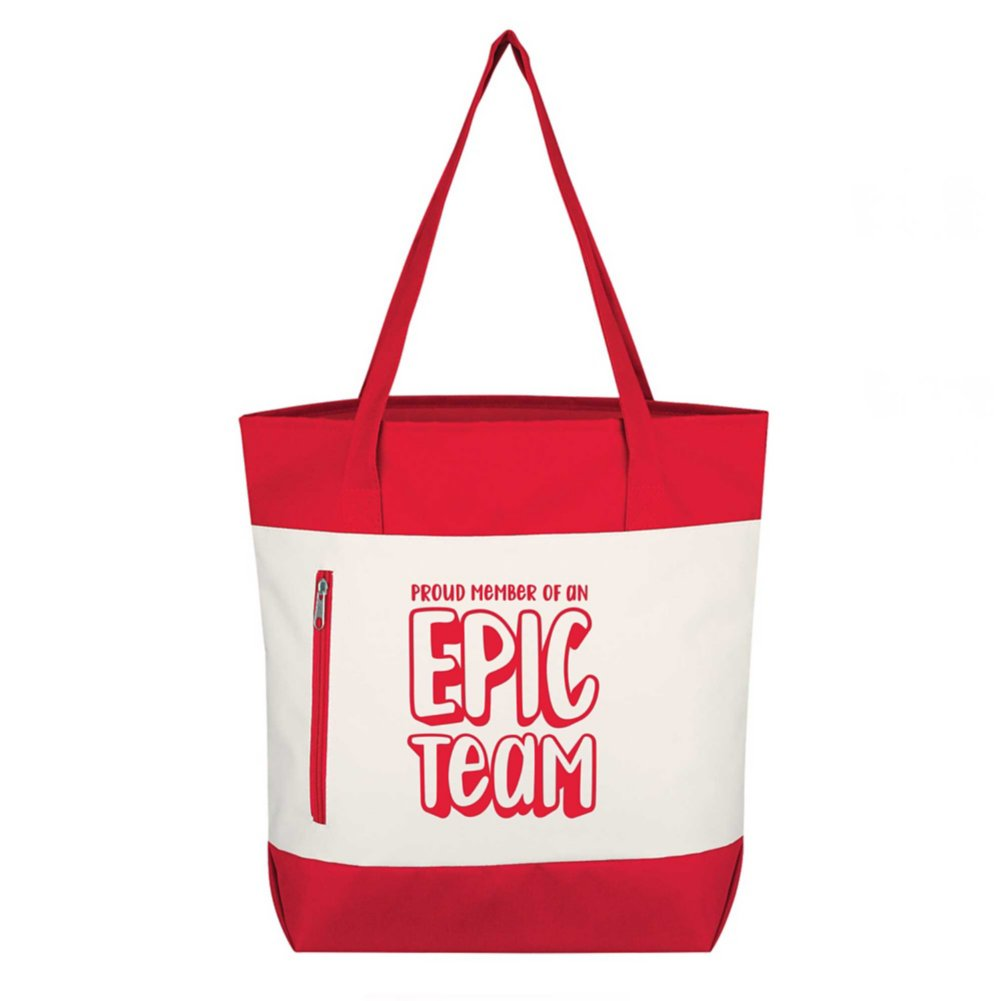 View larger image of Value Boat Tote - Proud Member Of An Epic Team