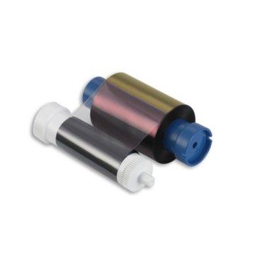 ID Maker Value/Advantage/Secure KrO Printer Ribbon