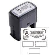 Coupon Stamp - Self Inking