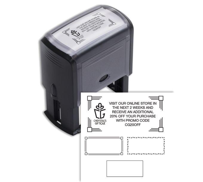 Coupon Stamp - Self Inking102178