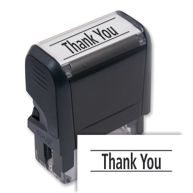 Thank You Stamp - Self-Inking