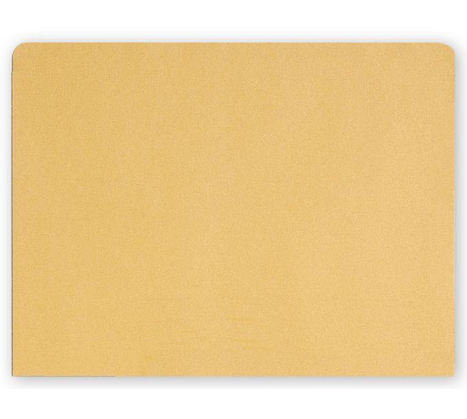 1076-File Pocket Envelopes, 40lb. Kraft, Non-Printed1076