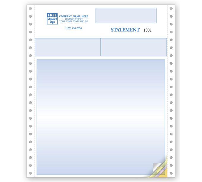 12181-Multi Purpose Forms, Continuous, Classic12181