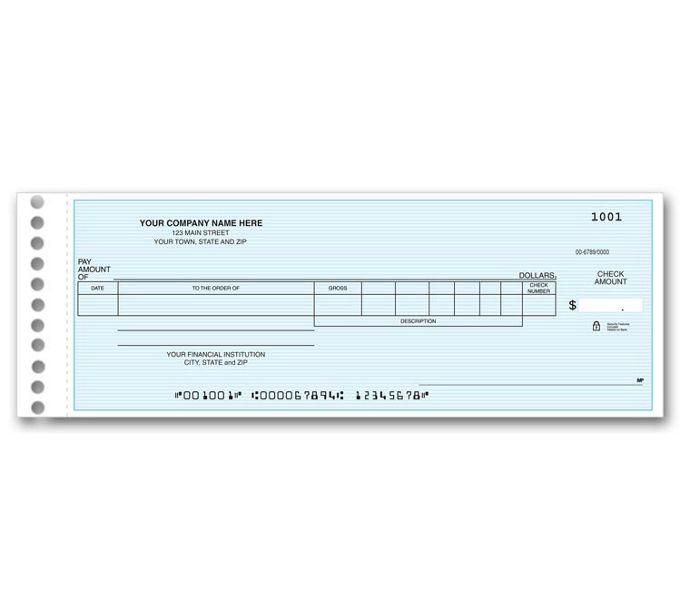 Payroll/General Expense Center Check131011N