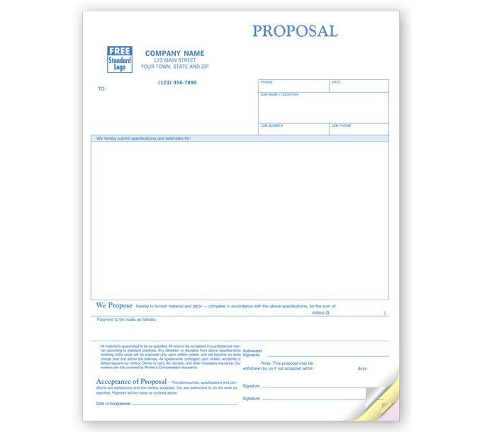 13128-Proposals, Laser, Classic13128