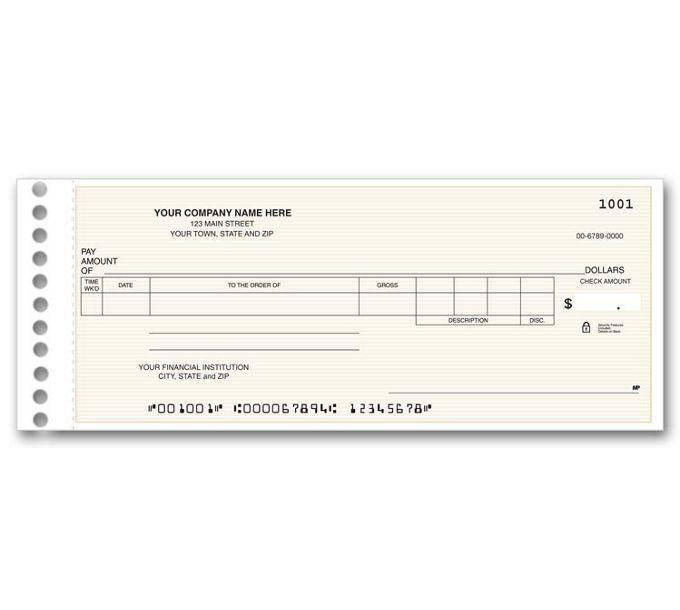 133011N-Compact Check133011N