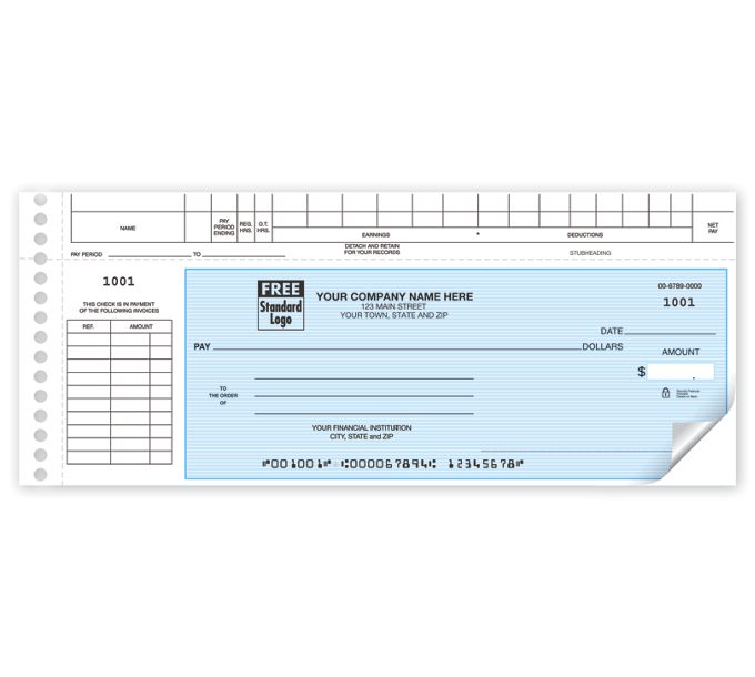 134011N-Topwrite Payroll/Expense Check134011N