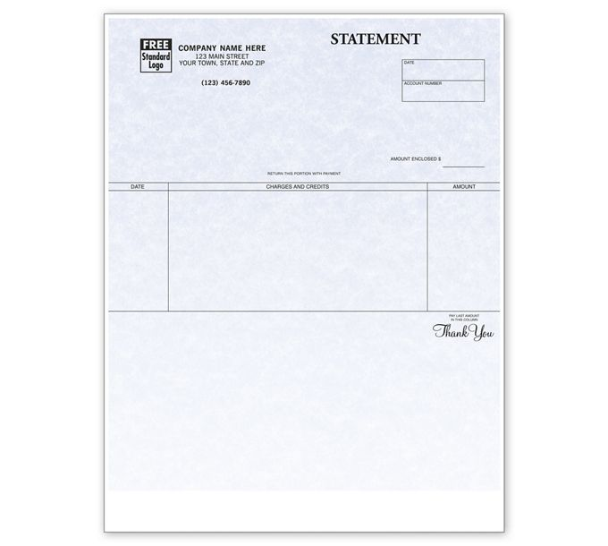 13446G-Statements, Laser, Parchment13446G