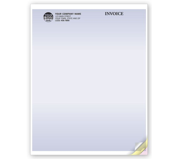 13623T-Multi Purpose Forms, Laser, No Perforation13623T