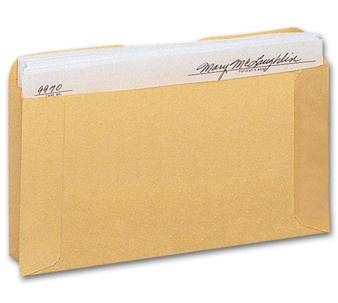 1424BUF-Expansion Card File Pocket, Buff1424BUF