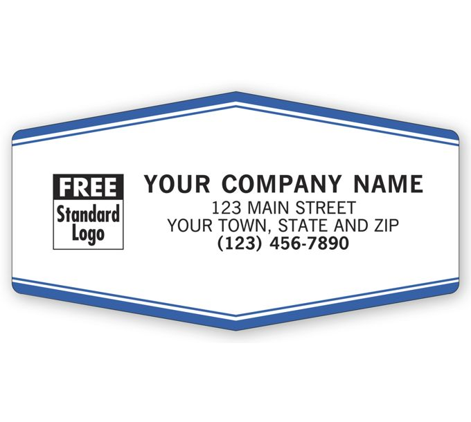 1512-Tuff Shield Laminated Paper Label1512