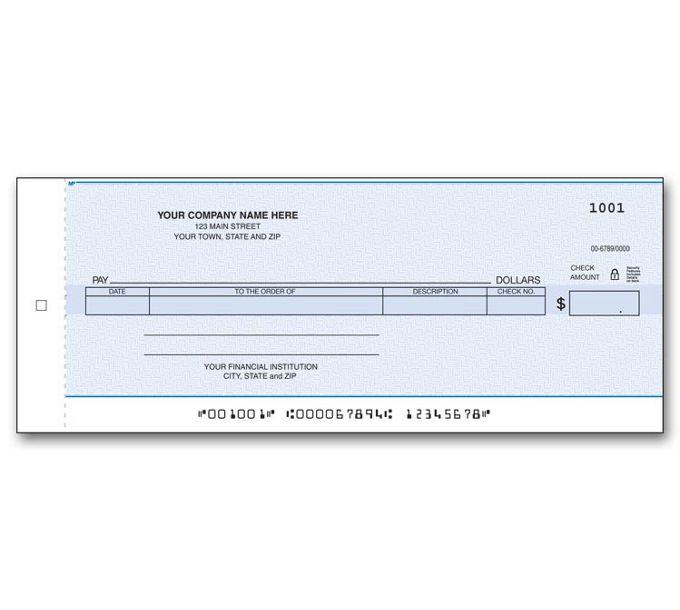 170CC-Compact General Disb Center Check - Carbon170CC