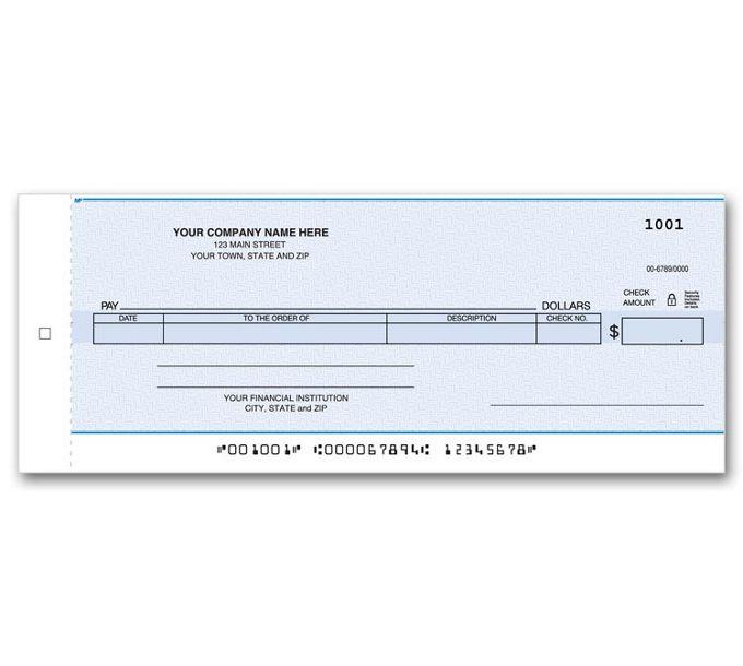 176NC-Compact General Disbursement Center Check176NC