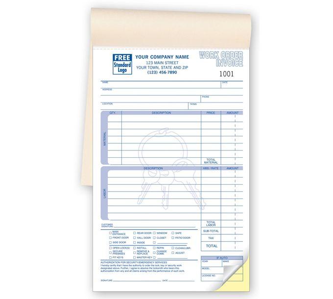 251-Locksmith Work Orders - Booked251