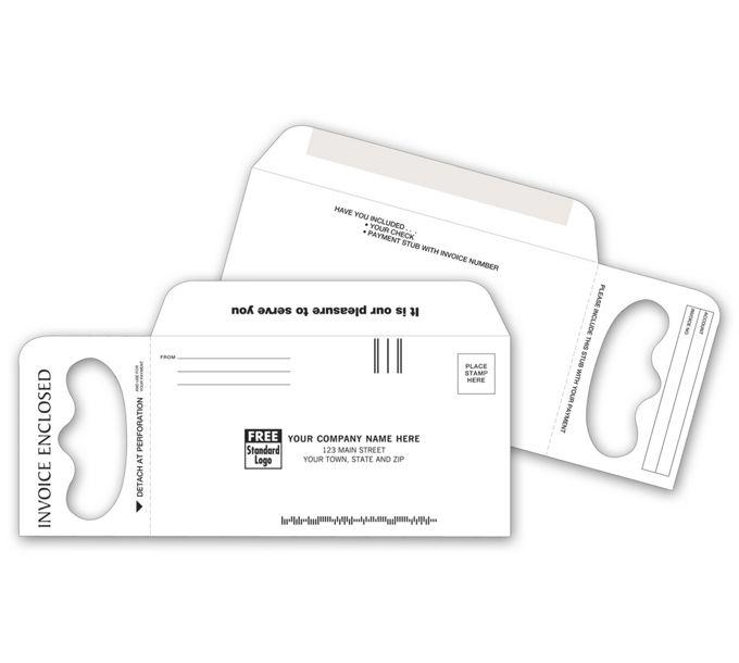27-Doorknob Hanger - Envelope27