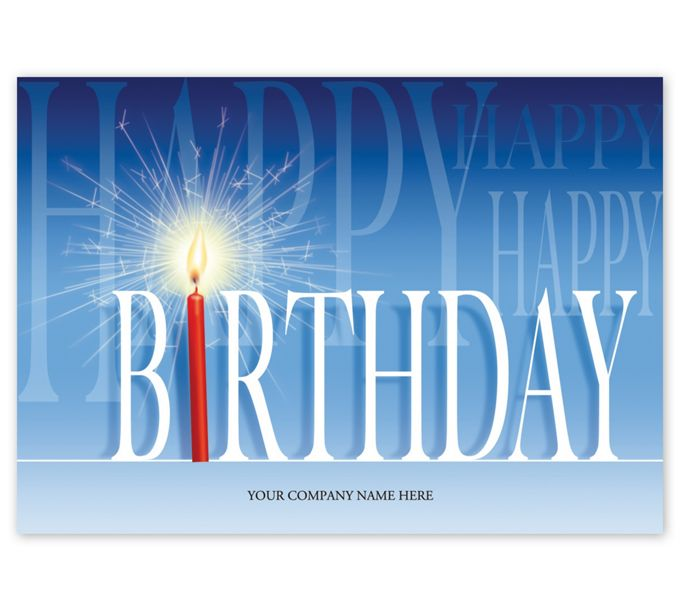 Sparkler Birthday Cards3EH032