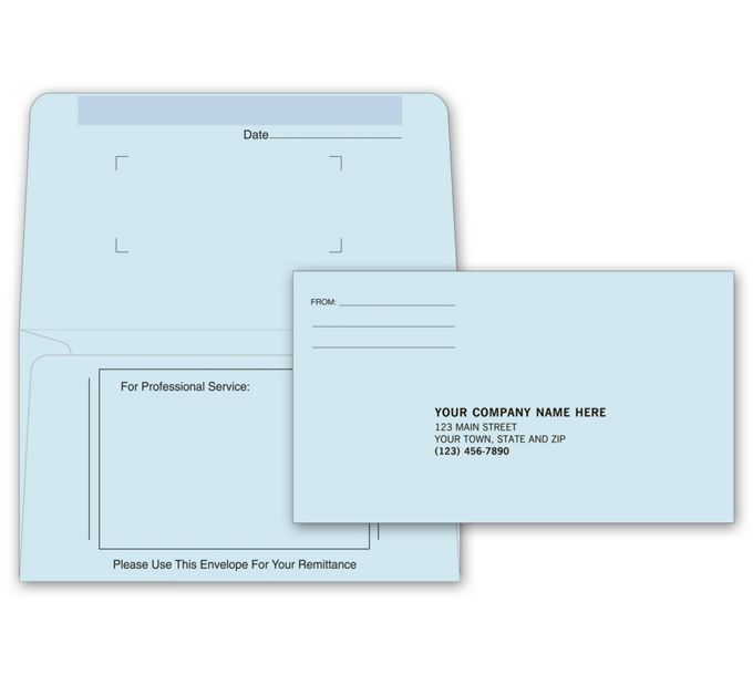 41-Statements with Payment Return Envelopes41