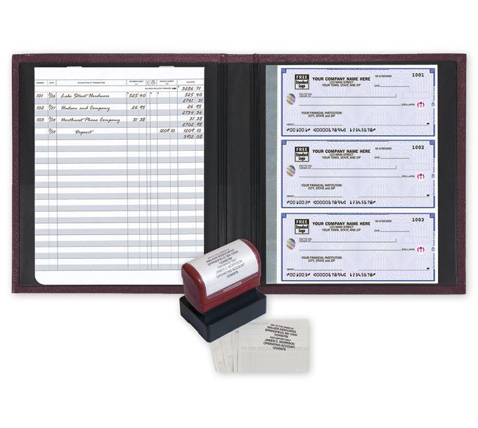 5620HS-High Security 3-On-A-Page Secretary Deskbook Value Pack5620HS