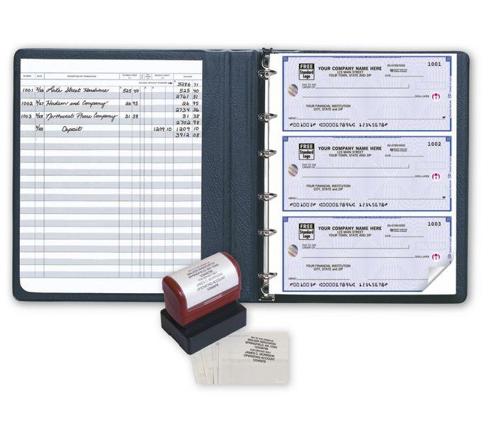 5650HZ-High Security 3-On-A-Page Duplicate Deskbook Value Pack, CFP5650HZ