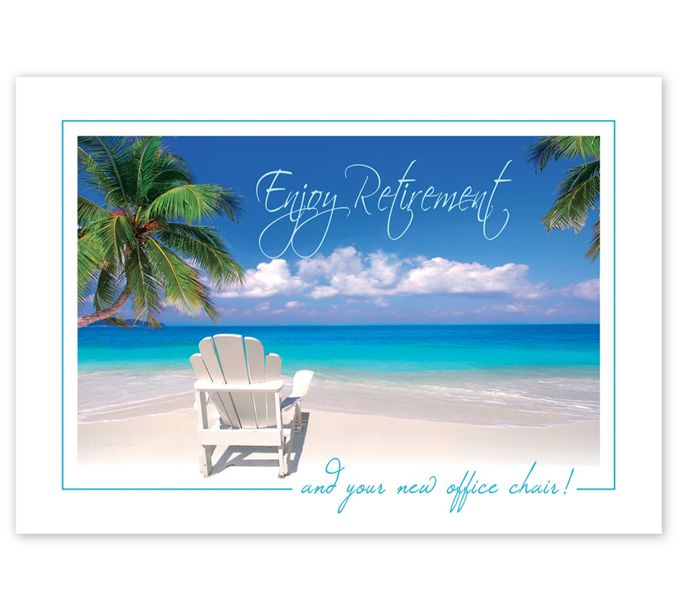 Tropical Retreat Congratulations Cards5EH136