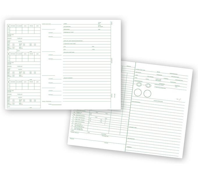 602-Optometry Vision Analysis Record602