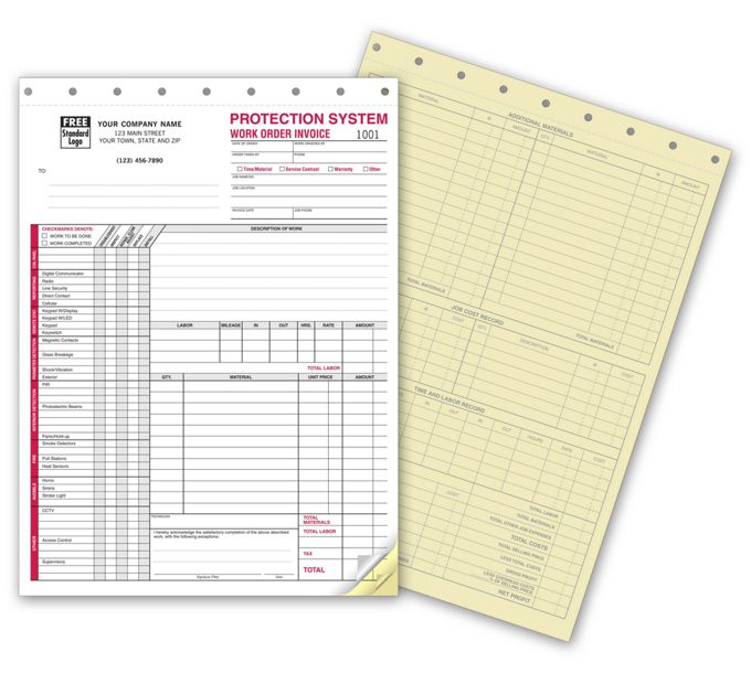 6560-Protection System Work Orders6560