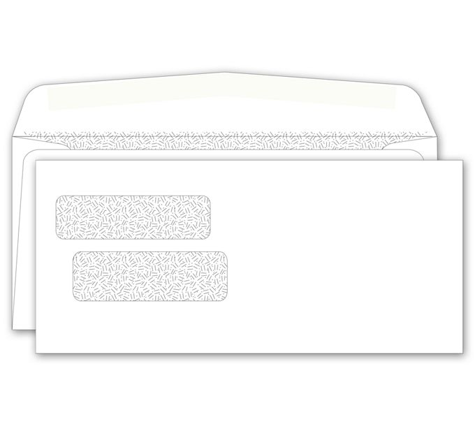 752A-DU-O-VUE Envelope For One-Write Checks752A