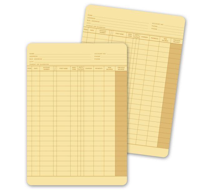 812-Data Board Account Card812