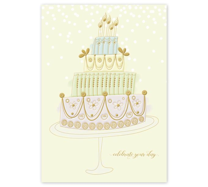 Celebrate You Birthday Cards8ED119