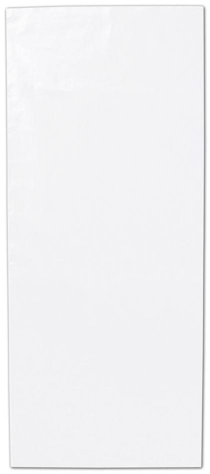 "Clear Flat Polyethylene Bags, 2 Mil,  3 x 7"""