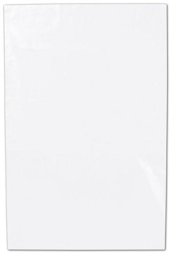 Clear Flat Polyethylene Bags, 1.5 Mil,  6 x 9
