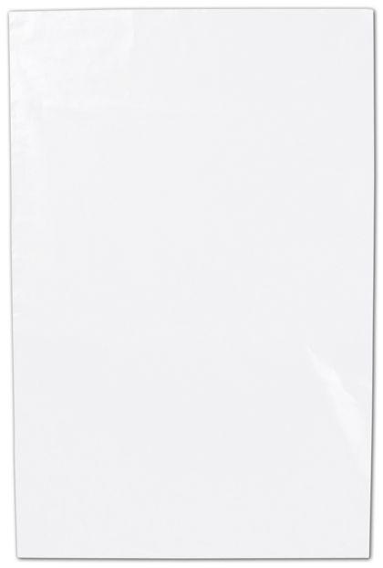 "Clear Flat Polyethylene Bags, 1.5 Mil,  6 x 9"""