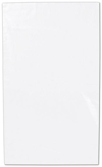 Clear Flat Polyethylene Bags, 2 Mil,  6 x 10