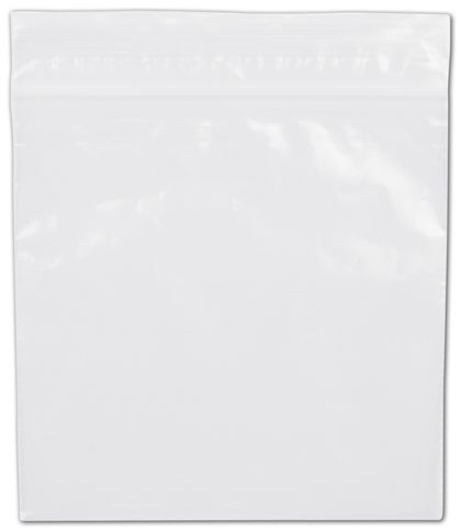 Clear Reclosable Polyethylene Bags, 2 Mil,  4 x 4""