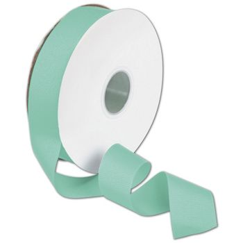 Grosgrain Tiffany Blue Ribbon, 1 1/2